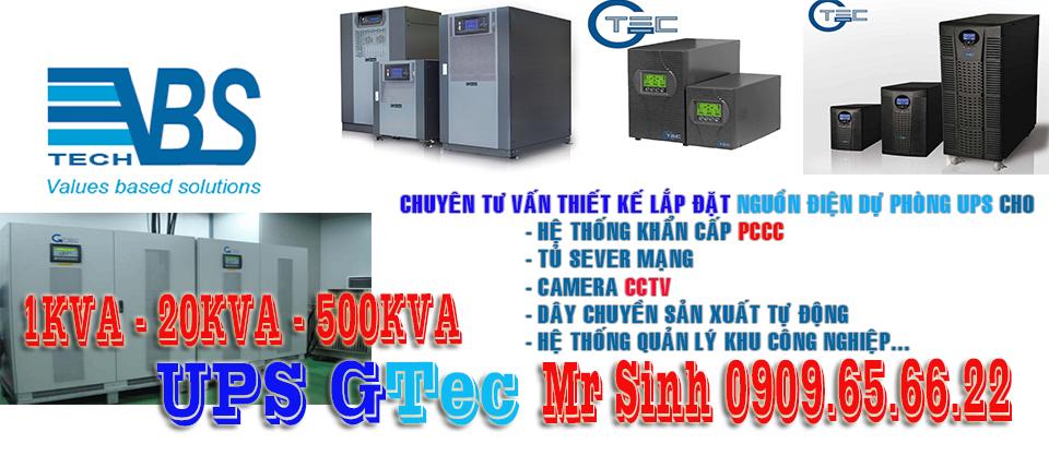 UPS GTEC