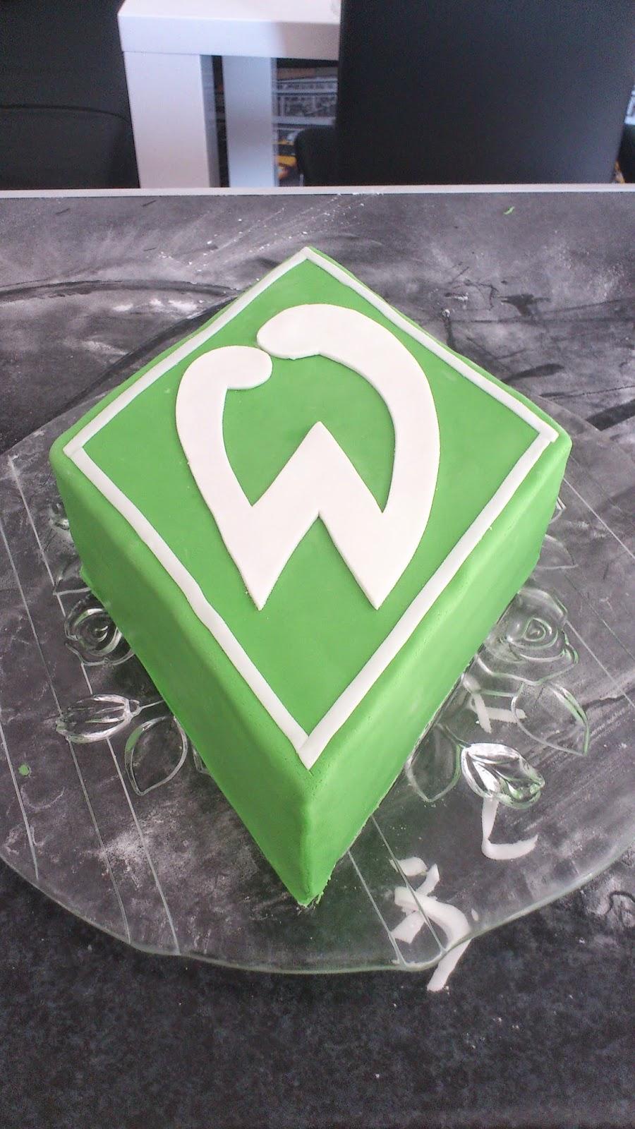Tortensteffis Kreative Vegane Ecke Werder Bremen Torte