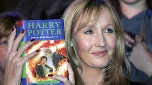 Kisah Sukses Joanne Kathleen Rowling - Harry Potter