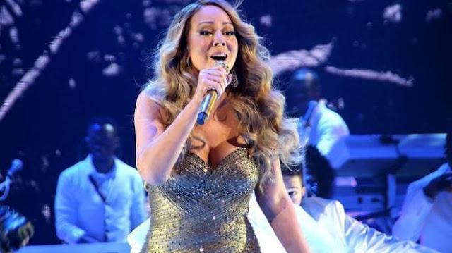 Malam Ini Mariah Carey Manggung di Taman Lumbini Candi Borobudur