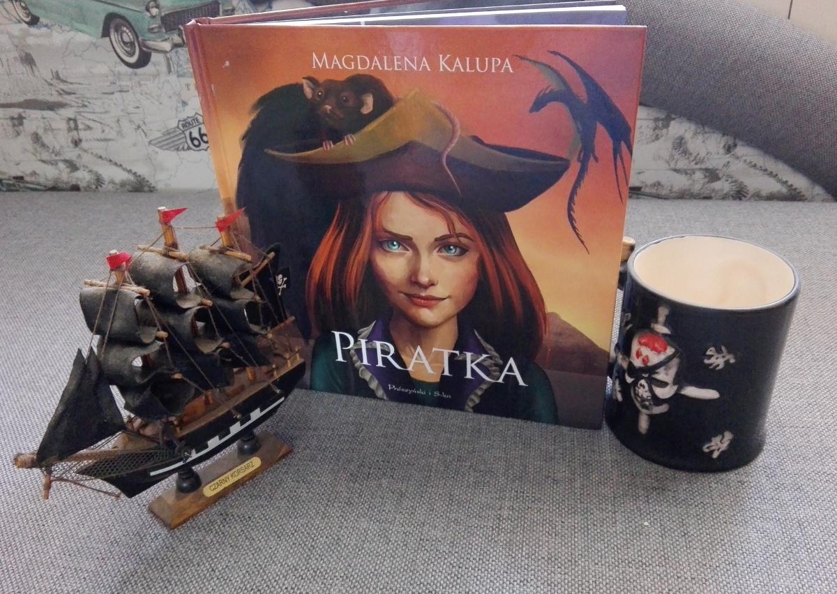 Piratka - czy dziewczyna może być królem piratów?