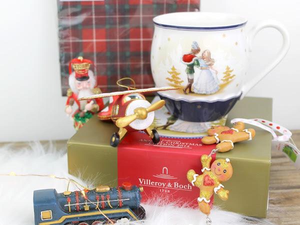 Kerst interieur shoplog
