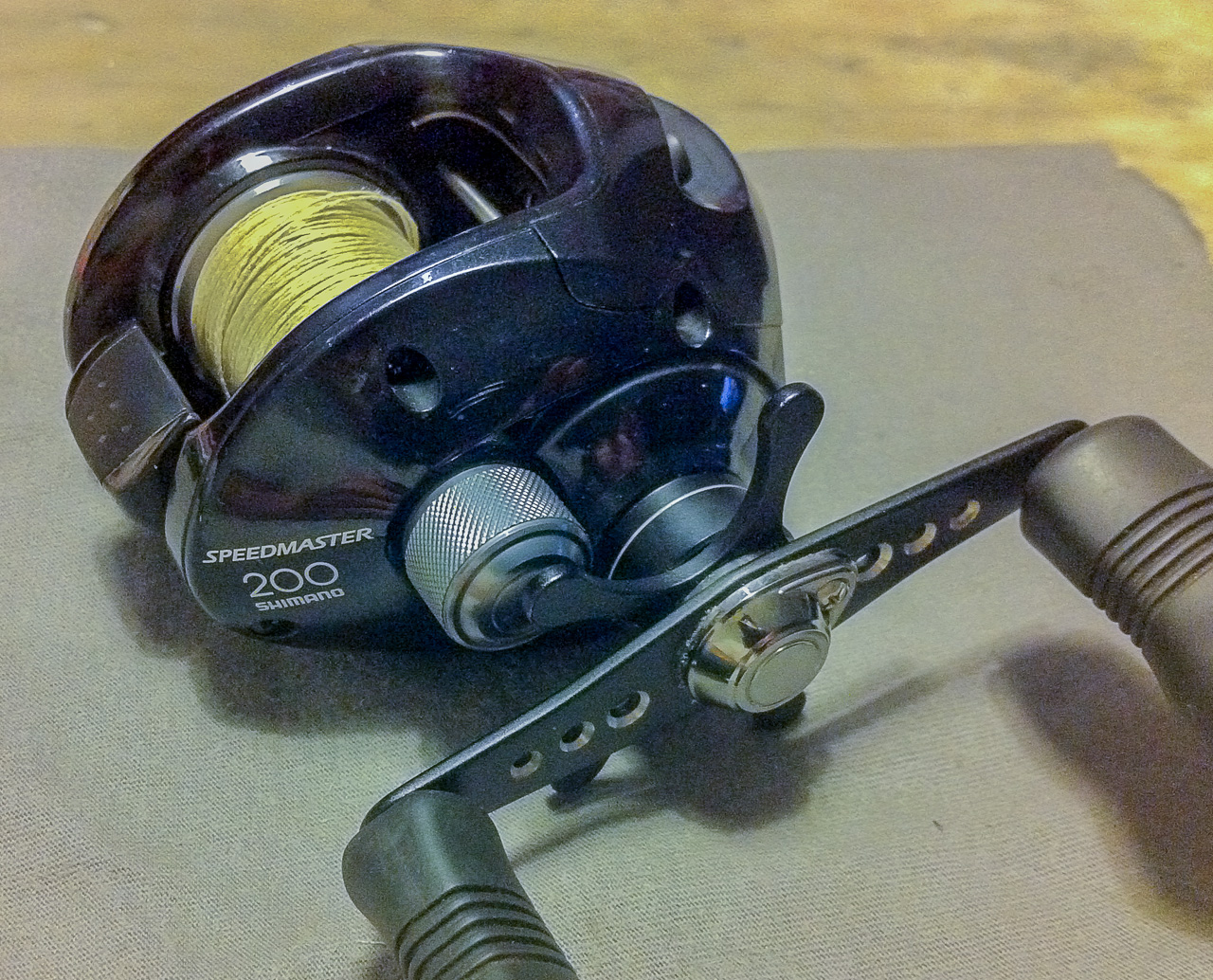 Reel pimping & angling master baiting adventures: More speed for the