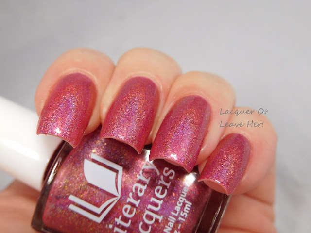 Literary Lacquers Porco Rosso