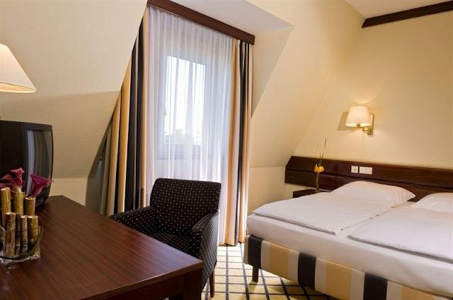 Relaxa Hotel Stuttgarter Hof em Berlim