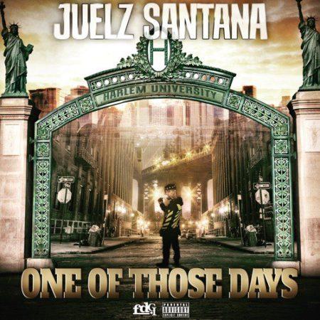 """Ouça """"One Of Those Days"""" o novo som do Juelz Santana"""