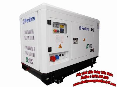 Máy phát điện Perkins 15kva 403D-15G