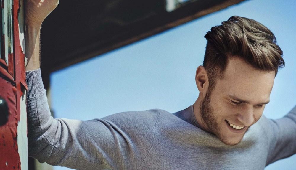 """Olly Murs revela la portada y el tracklist de su nuevo álbum, """"24 HRS"""""""