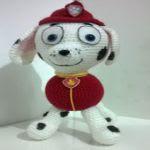 http://lacomunidadelganchillo.blogspot.com.es/2016/04/patron-marshal-patrulla-canina-parte-2.html
