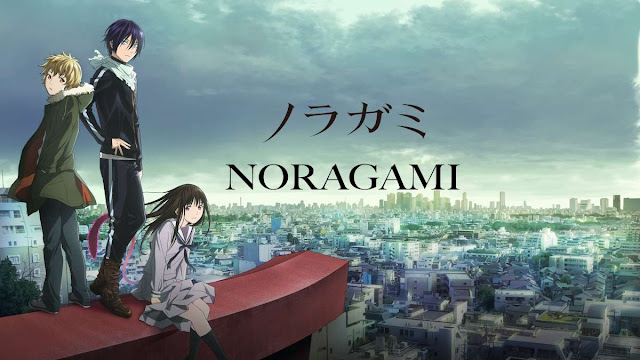 poster-anime-Noragami