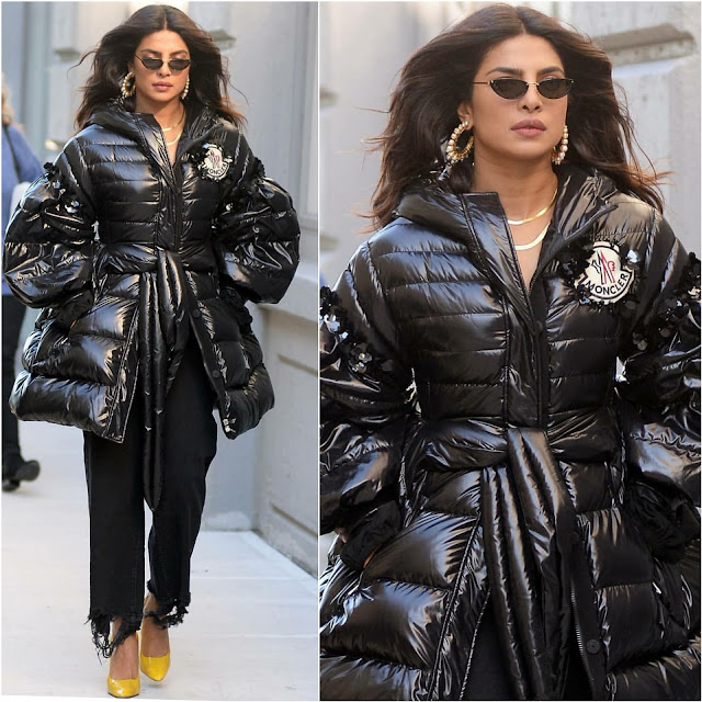 Priyanka's Street Style is Always on Point