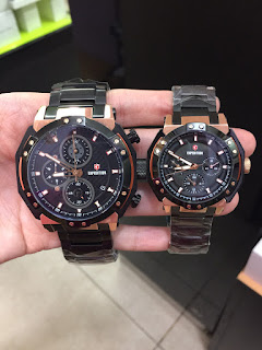 Gambar Jam Expedition Couple Terbaru