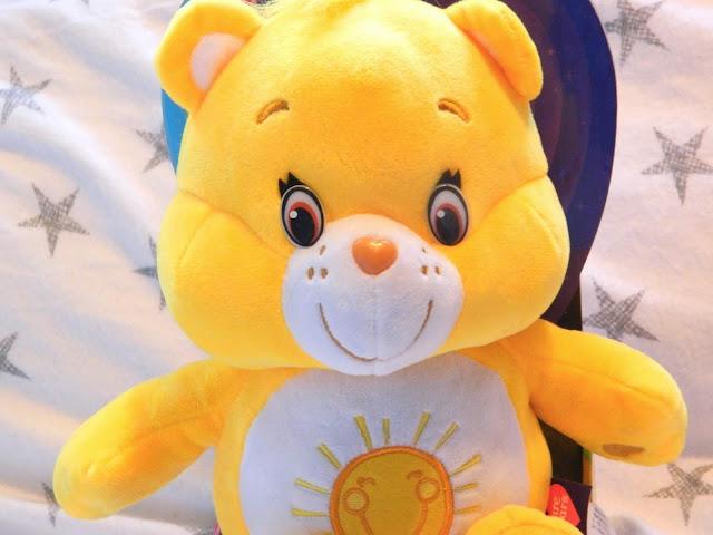 Care Bears Funshine Bear Plushie