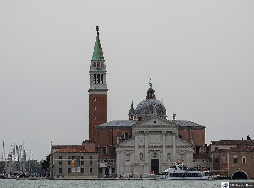 Basílica de São Jorge Maior - O que fazer em Veneza
