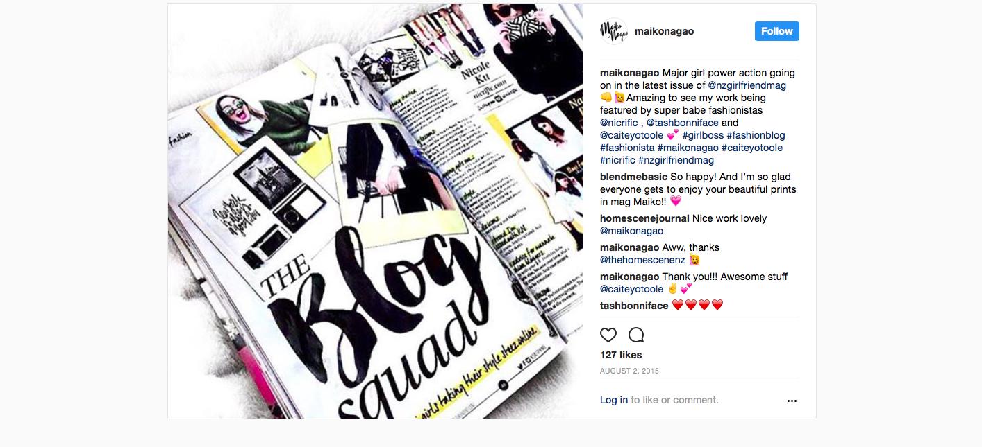 Nicole Ku | Nicrific Girlfriend Magazine