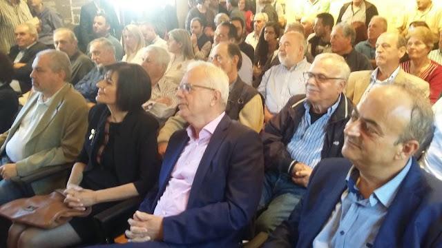 Ε. Αποστόλου: Η ελληνική γη κρατάει σταθερές οικονομικές αξίες
