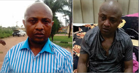 Policewoman arraigned for releasing Evans the billionaire kidnapper after he was captured in 2006