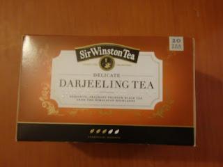 Sir Winston Delicate Darjeeling Tea