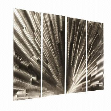 Stainless Steel Blog Decorative Metal Sheets For Walls