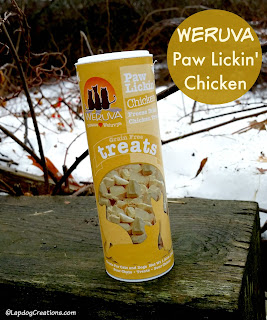 Weruva chicken freeze dried dog cat treats