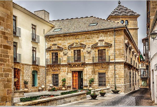Hotel palacio de ubeda 5 estrellas photo hotel palacio - Hotel palacio de ubeda ...