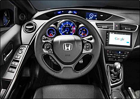 2016 concept honda civic hatchback prototype turbo kit. Black Bedroom Furniture Sets. Home Design Ideas