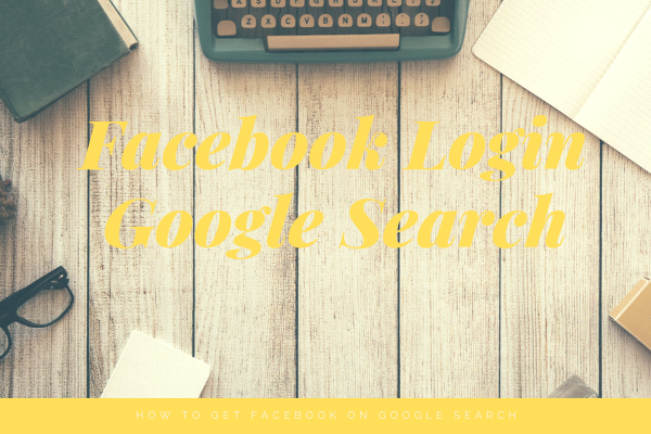 Facebook Login Google Search
