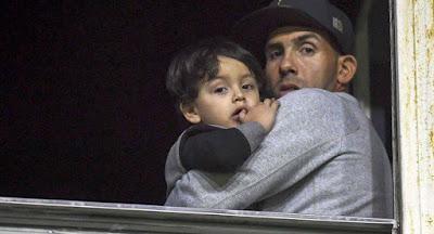 El polémico comentario de Carlos Tevez sobre su hijo