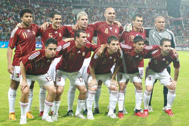 Formación de Venezuela ante Chile, Clasificatorias Sudáfrica 2010, 19 de junio de 2008