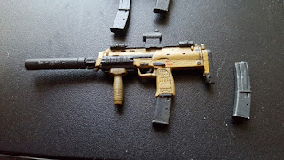 littlearmory H&K MP7A2 1/12