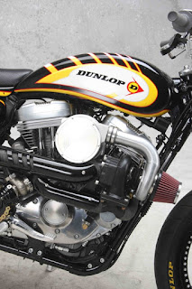 shavonna sportster turbo engine