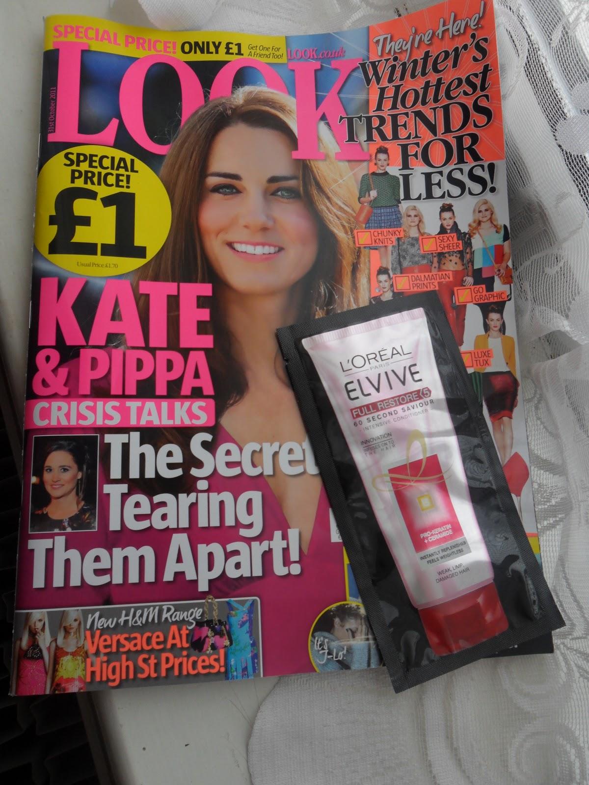 Free Magazine Samples
