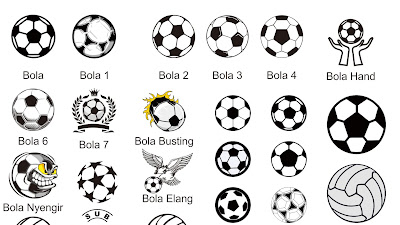 Logo Bola cdr download gratis