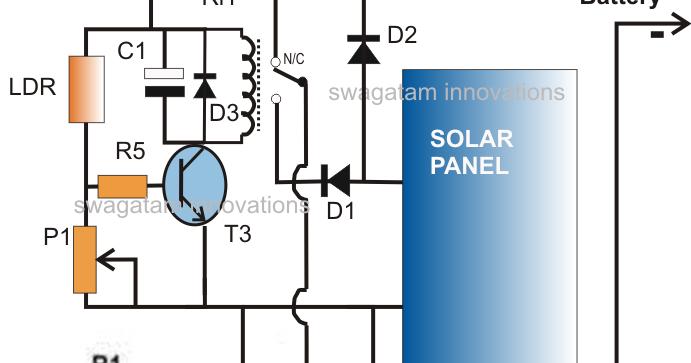 pv array wiring diagram weg single phase motor with capacitor inverter all data solar circuit starter
