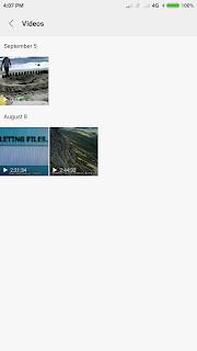 cara menyembunyikan video di Xiaomi tanpa aplikasi