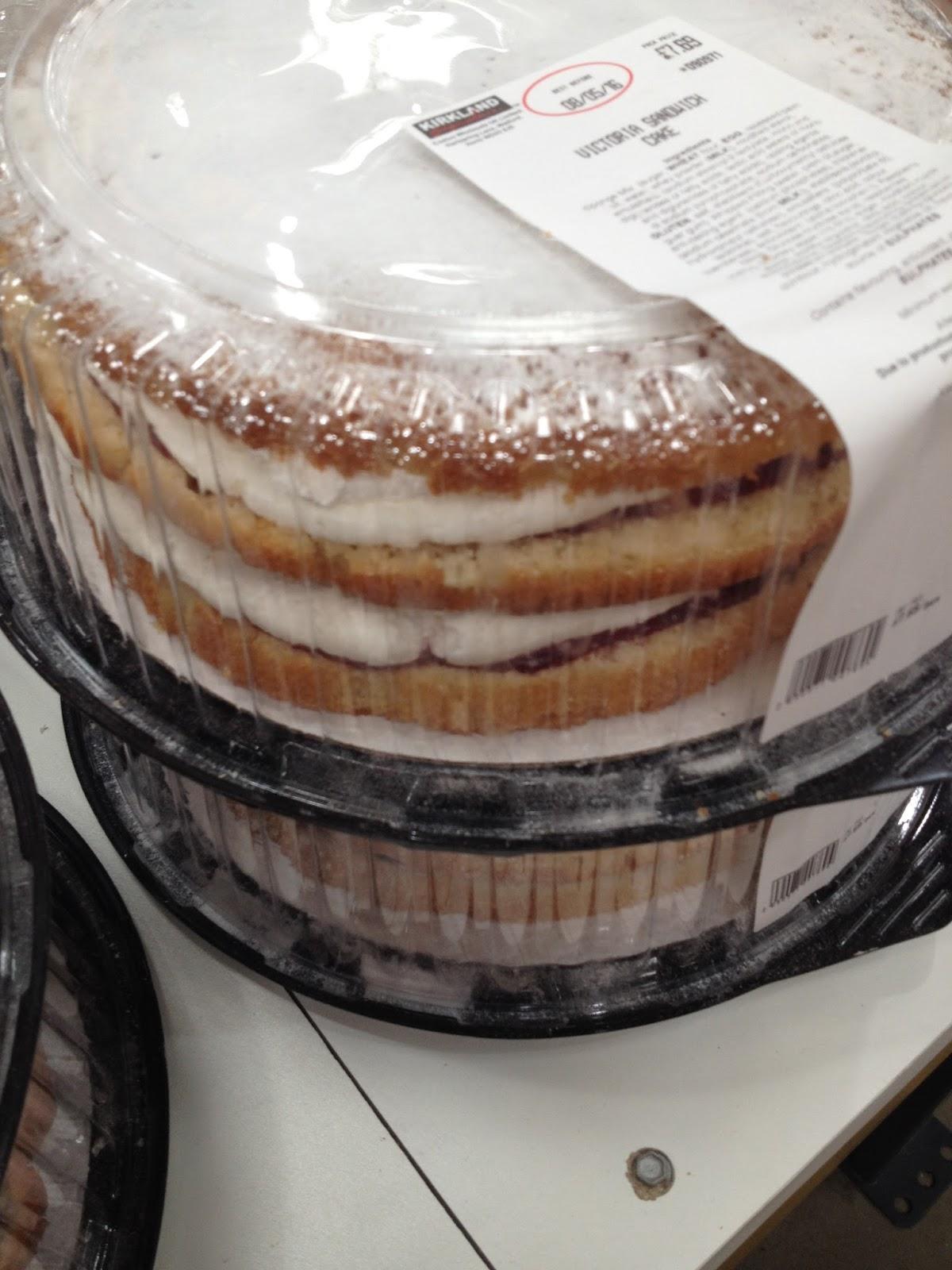 Costco Cakes England
