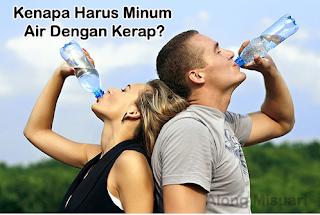 Kenapa Kita Harus Minum Air Sehingga 3 Liter Sehari??