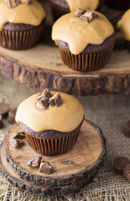 Reeses Cupcake by Simply Stacie