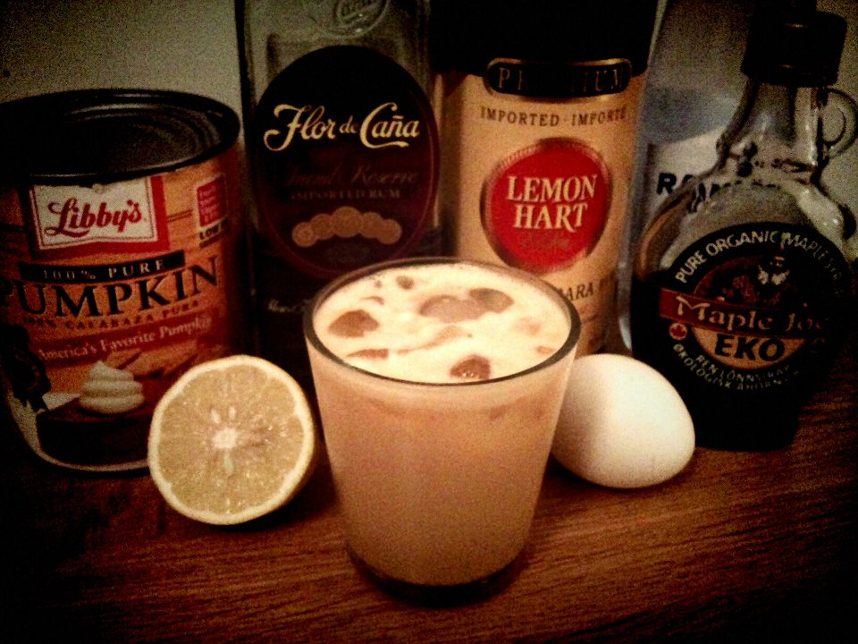 halloween rum drinks by brian miller and phil ward
