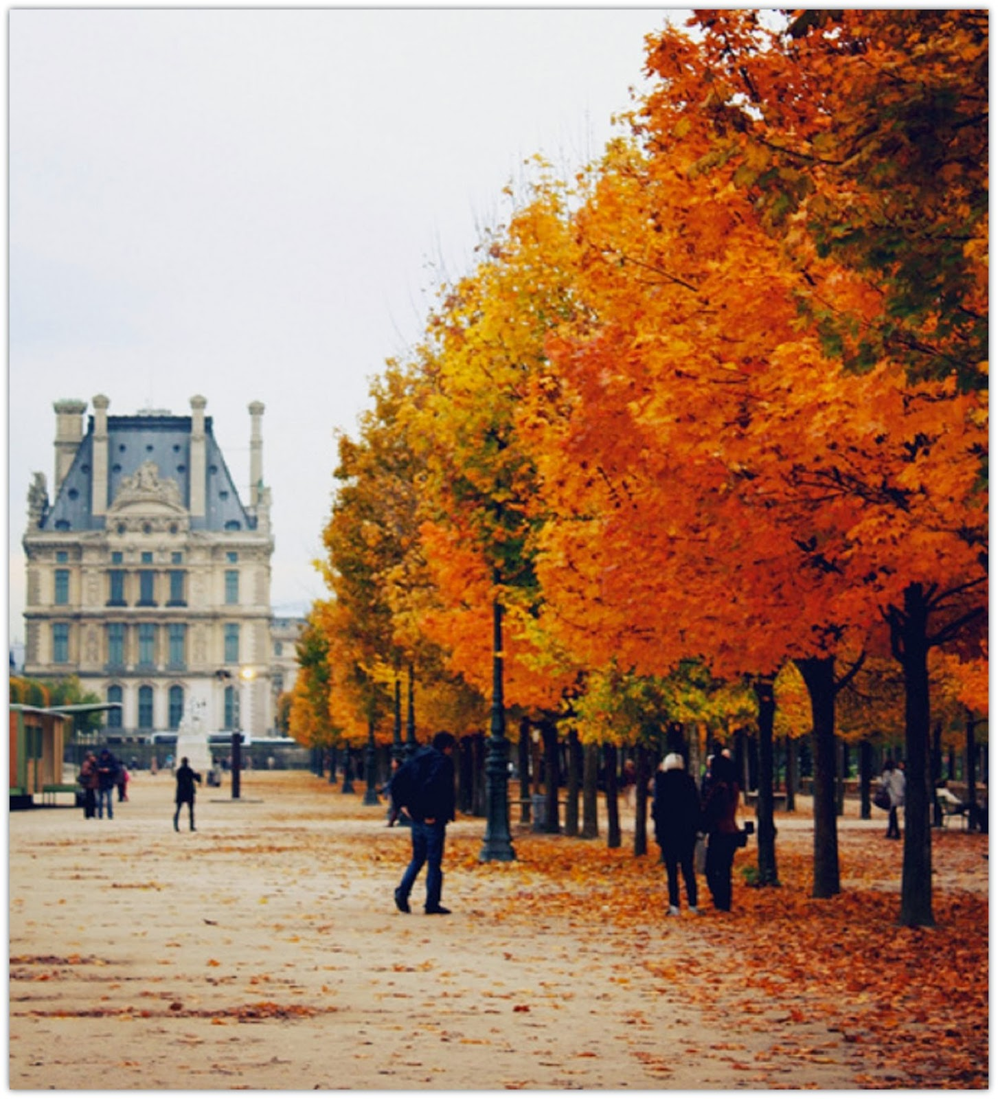 fall in paris france - photo #25