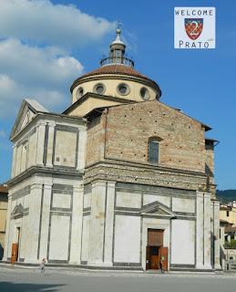 Basilica - Carceri - Prato
