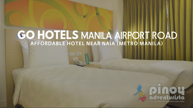Go Hotels near NAIA Airports