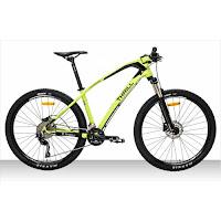 Sepeda Gunung Thrill Ravage 3.0 AG 2017 27,5 Inci
