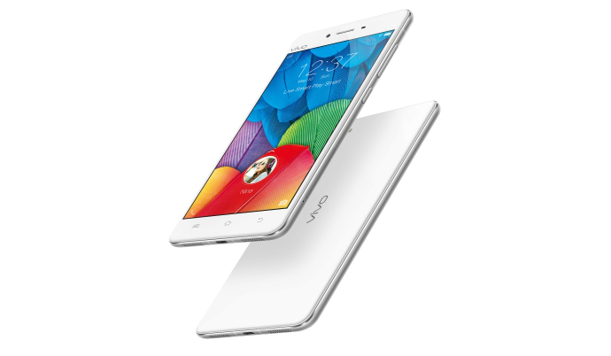 Vivo X6 Specifications - LAUNCH Announced 2015, November DISPLAY Type Super AMOLED capacitive touchscreen, 16M colors Size 5.2 inches (~68.3% screen-to-body ratio) Resolution 1080 x 1920 pixels (~424 ppi pixel density) Multitouch Yes BODY Dimensions 147.9 x 73.8 x 6.7 mm (5.82 x 2.91 x 0.26 in) Weight 135.5 g (4.80 oz) SIM Dual SIM PLATFORM OS OS Android OS, v5.1 (Lollipop) CPU Octa-core 1.7 GHz Cortex-A53 MEMORY Card slot microSD, up to 128 GB (uses SIM 2 slot) Internal 32 GB, 4 GB RAM CAMERA Primary 13 MP, f/2.2, phase detection autofocus, LED flash Secondary 8 MP, f/2.4 Features Geo-tagging, touch focus, face detection, panorama, HDR Video 1080p@30fps NETWORK Technology GSM / HSPA / LTE 2G bands GSM 900 / 1800 - SIM 1 & SIM 2 3G bands HSDPA 850 / 900 / 1900 / 2100  TD-SCDMA 1880 / 2010 4G bands LTE band 1(2100), 3(1800), 38(2600), 39(1900), 40(2300), 41(2500) Speed HSPA, LTE GPRS Yes EDGE Yes COMMS WLAN Yes GPS Yes, with A-GPS USB microUSB v2.0, USB Host Radio FM radio Bluetooth v4.0 FEATURES Sensors Sensors Fingerprint, accelerometer, gyro, proximity, compass Messaging SMS (threaded view), MMS, Email, Push Email Browser HTML5 Java No SOUND Alert types Vibration; MP3, WAV ringtones Loudspeaker Yes 3.5mm jack Yes  - Hi-Fi BATTERY  Non-removable Li-Ion 2400 mAh battery Stand-by  Talk time  Music play  MISC Colors Silver, Gold, Rose Gold    - Funtouch OS - Fast battery charging - Active noise cancellation with dedicated mic - MP4/H.264 player - MP3/WAV/eAAC+/FLAC player - Document viewer - Photo/video editor