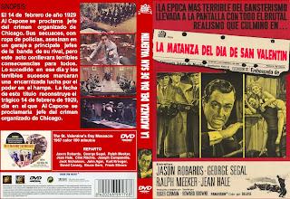 Carátula: La matanza del día de San Valentín (1967)