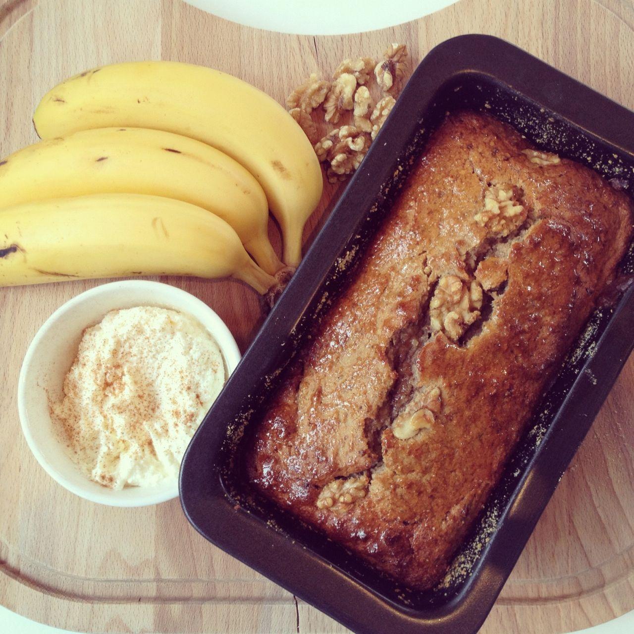 Banana Walnut Cake Recipe Donna Hay