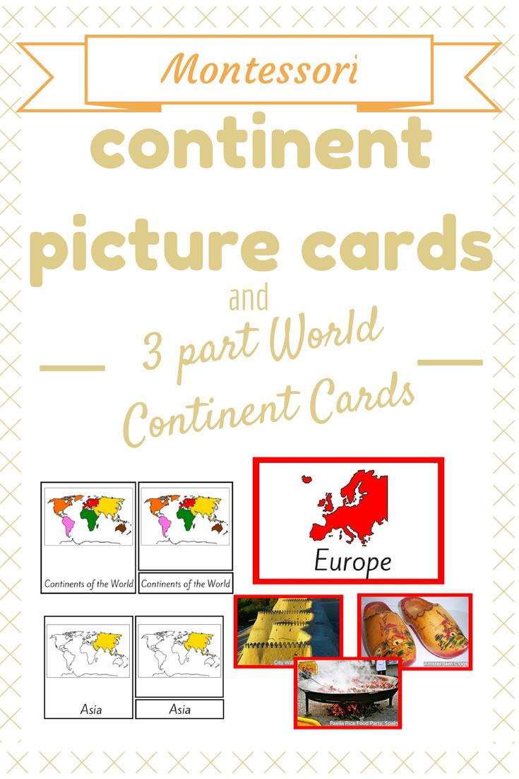 Free Printables For Montessori