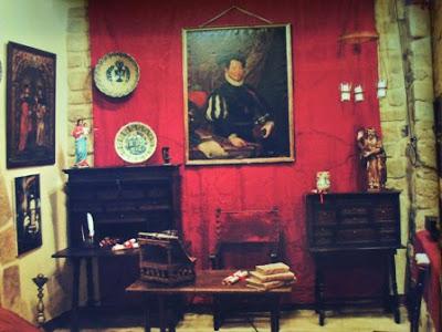 La casa del inquisidor