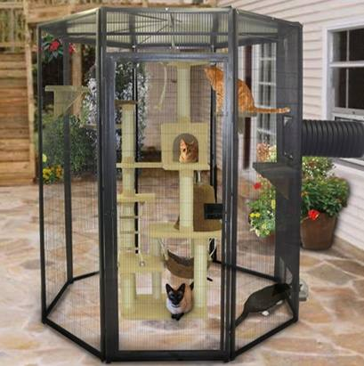 cara buat rumah kucing guna kayu pagar rumah cara buat rumah kucing guna kayu