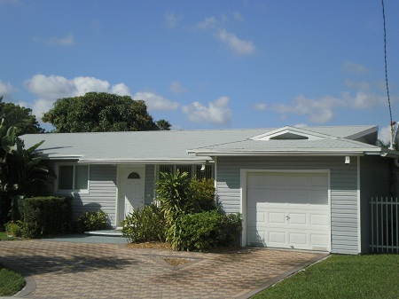 3-tab Shingle Roof in Miami, Fl.